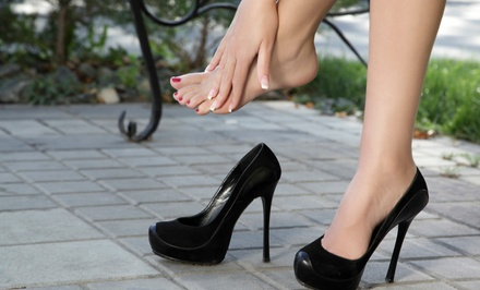 $20 for $200 toward Custom Orthotics at The Healing Path Chiropractic & Wellness Centre