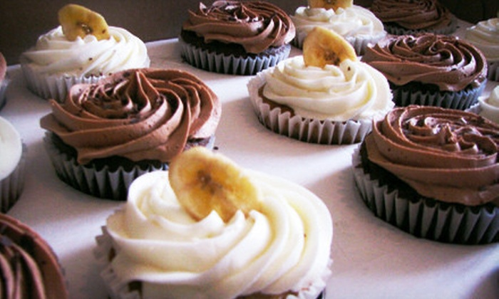 Just Right Cakes - St. Thomas: One or Two Dozen Gourmet Cupcakes at Just Right Cakes in St. Thomas (Up to 57% Off)