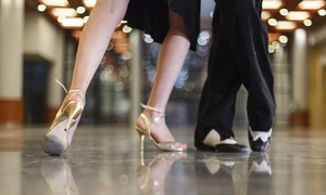 Arthur Murray Dance Center-Cary, NC: $24 for a Dance-Class Package for One or Two at Arthur Murray Dance Center-Cary, NC ($279 Value)