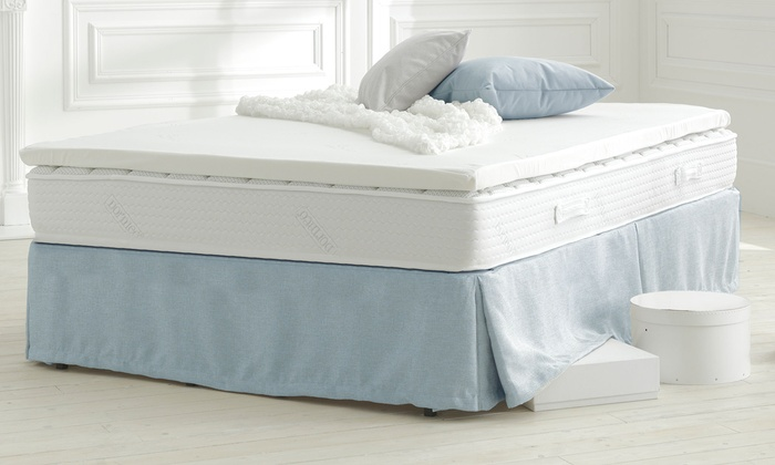 Dormeo Octaspring All-Seasons Zoned Mattress Topper With Free Delivery from £100 (28% OFF)