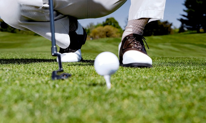 Fred Arbanas Golf Course - Fred Arbanas Golf Course : 18-Hole Round of Golf for Two or Four Including Cart and Range Balls at Fred Arbanas Golf Course (Up to 56% Off)
