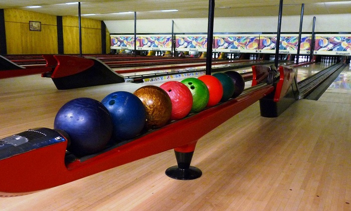StrikeHouse Bowl - Aiken: Bowling with Shoe Rental and Drinks for Two, Four, or Six at StrikeHouse Bowl (Up to 54% Off)