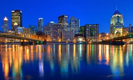 Groupon Deal: Stay at Omni William Penn Hotel in Pittsburgh, PA, with Dates into February