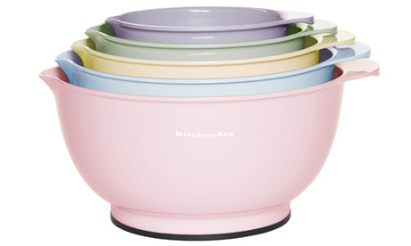KitchenAid Mix Bowl Set (5-Piece) photo