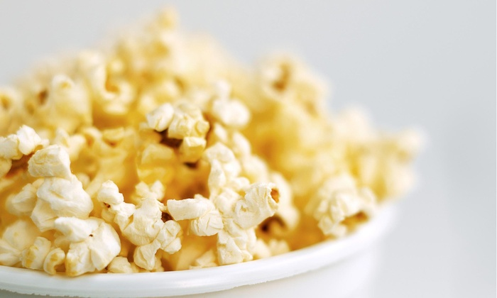 Yum Yum's Gourmet Popcorn - Southaven: $25 for Three 1-Gallon Popcorn Tubs at Yum Yum's Gourmet Popcorn ($48 Value)
