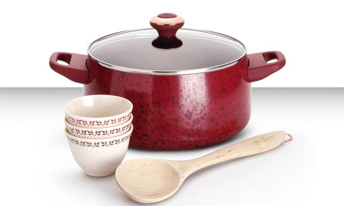 Paula Deen Porcelain 6-Piece Soup N' Stew Set: Paula Deen Porcelain 6-Piece Soup N' Stew Set. Free Shipping and Returns.