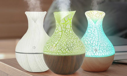 One, Two or Three Vase Essential Oil Diffusers 130ml