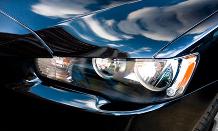 Superior Auto Detailing - Piedmont Triad: Mobile Auto Detailing for Car, Truck, SUV, or Van from Superior Auto Detailing (Up to 65% Off). Four Options Available.