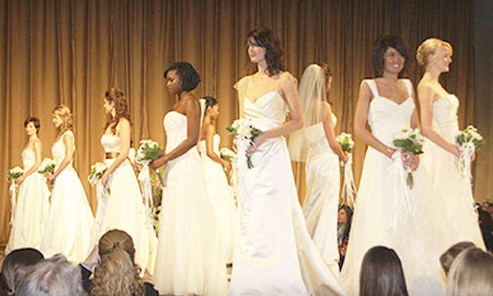 St. Louis Magazine - Downtown St. Louis: $20 for Two Tickets to the Unveiled Bridal Show from St. Louis Magazine on January 27 ($40 Value)