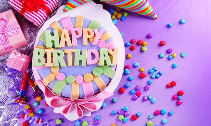 Candy Fiestas - Candy Fiestas: Fiesta de cumpleaños para 10 o 15 niños con merienda, bebida y parque de bolas desde 54,95 € en Candy Fiestas