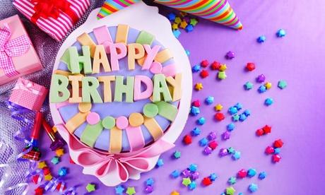 Fiesta de cumpleaños para 10, 15, 20 o 25 niños con merienda, bebida y parque de bolas desde 79,90 € en La Perla Negra