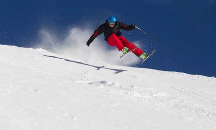 Bereid je voor op je wintersportvakantie met 1 of 2 uur ski of snowboardles bij Skiindoor Landsmeer