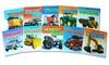 Mighty Machines Children's 10-Book Bundle