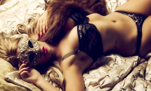 Flash Photography: Boudoir Photoshoot With Print for £14.90 at Flash Photography (83% Off)