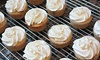 Little Cakes on the Go - Cook and Bake Center: One or Two Dozen Cupcakes from Little Cakes on the Go (Up to 52% Off)