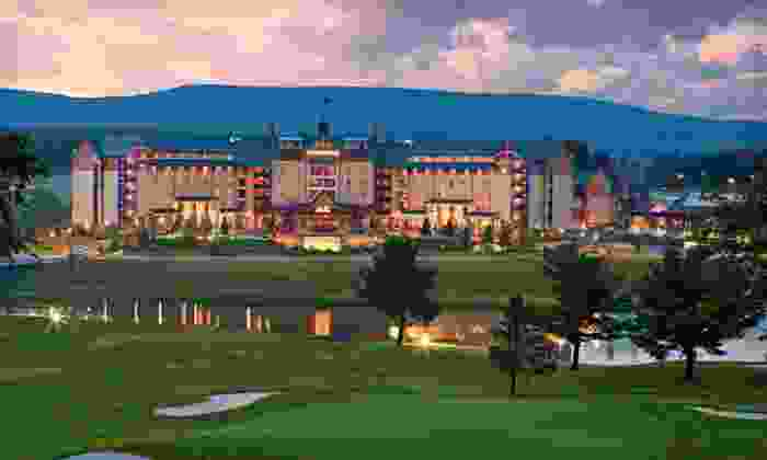 Mount Airy Casino Resort - Paradise: One- or Two-Night Stay at Mount Airy Casino Resort in The Poconos, PA