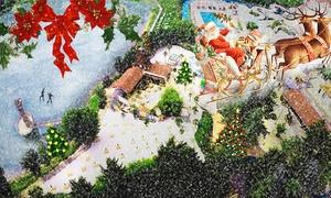 Villaggio degli Elfi ad Aquaneva: Aquaneva - Ingresso al parco divertimenti e accesso al Piccolo Villaggio degli Elfi (sconto fino a 60%)