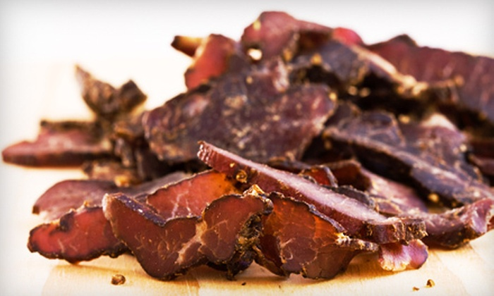 My Jerky Shop - Divine Redeemer: $7 for $15 Worth of All-Natural Beef Jerky at My Jerky Shop