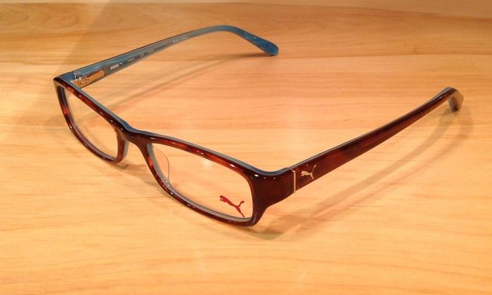 Eye Works - Somer Street: $49 One Pair of Puma Eyeglasses at Eye Works ($200 Value)