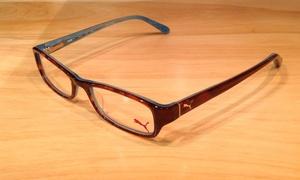 Eye Works: $49 One Pair of Puma Eyeglasses at Eye Works ($200 Value)