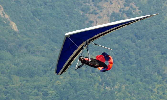 Susquehanna Flight Park Inc - Cooperstown: Hang-Gliding Lessons for One or Two at Susquehanna Flight Park Inc (Up to 50% Off)