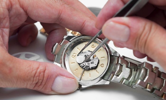 Brilliant Diamonds - North Jersey: Watch-Battery Replacement with Installation from Brilliant Diamonds