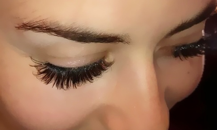 Martha and Tiffany at My Chick Habit - Long Beach: Classic Eyelash Extensions from Martha and Tiffany at My Chick Habit (Up to 51% Off). Four Options Available.