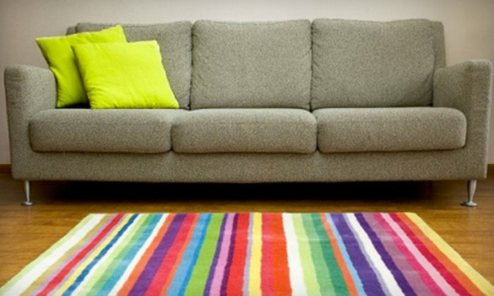 Comprehensive Cleaning - Mapleton: Cleaning for One, Two, or Three Rooms with Hallway, or Three Furniture Items from Comprehensive Cleaning (Up to 59% Off)