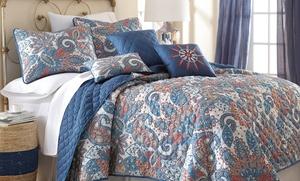 6-piece Reversible Quilt Set