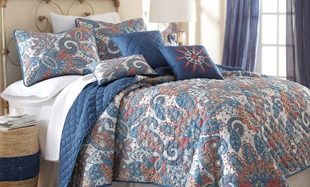 6-Piece Reversible Quilt Set