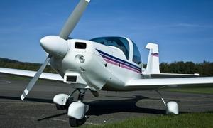 KGK Medmedia: Szkolenie zapoznawcze z możliwościa odbycia lotu: 30 minut za 259,99 zł i więcej opcji z KGK Medmedia