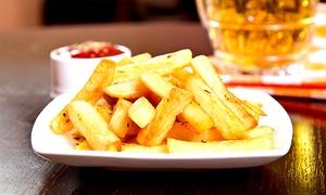 La Bodeguita Resto: Desde $219 por rabas + papas fritas + cerveza para dos o cuatro La Bodeguita Resto