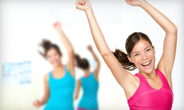 Fit Fiesta Studio - Multiple Locations: One or Two Months of Unlimited Zumba Classes at Fit Fiesta Studio (Up to 71% Off)