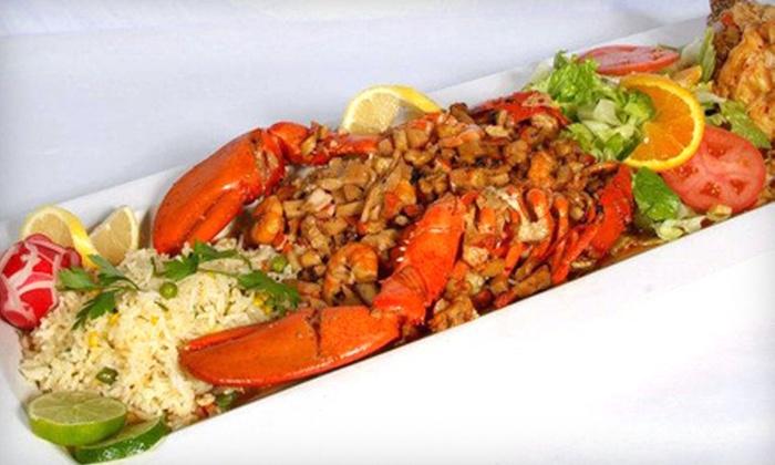 Lobo De Mar Restaurant - Cicero: $15 for $30 Worth of Mexican Seafood at Lobo De Mar Restaurant