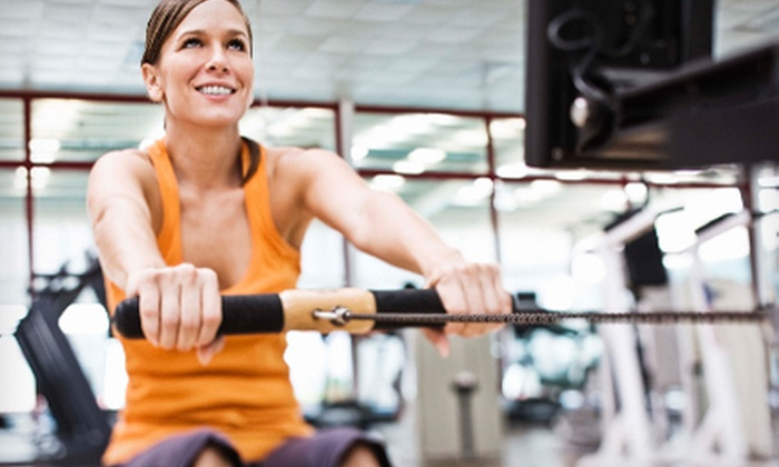 Northshore Fitness Studio - Indoor Activities: Wilmette & Alliance Rowing Club: $49 for 10 Mix-and-Match Fitness Classes at Northshore Fitness Studio ($145 Value)