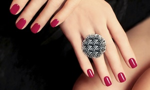 Beauty With Inn: Gelish Nails for £13 at Beauty With Inn (48% Off)