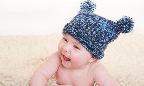 1 o 2 sesiones fotográficas con CD de 100 fotos con opción a fotos impresas desde 19,90 € en BabyPhotoFamily