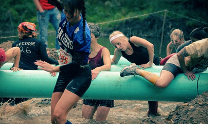 Zombie Race - Seagoville: Race Registration for 5K or 15K, Zombie Registration, or One-Night Campsite Rental at Zombie Race (Up to 57% Off)
