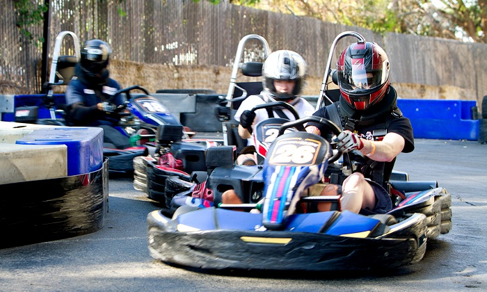 LeMans Karting - East Industrial: Time Attack Race or Race Package with Annual License for One or Two at LeMans Karting (66% Off)