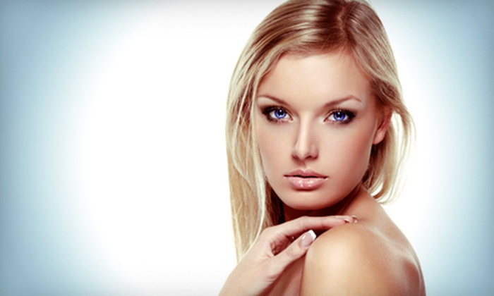HOLLYWOOD Glamour Day Resort - Hicksville: One or Three BioBotox Facials or Hollywood Glamour Facials at Hollywood Glamour Organic Day Resort (Up to 66% Off)