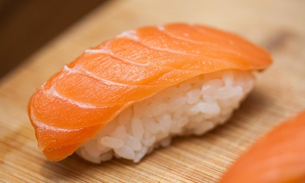 groupon.com - Sushi Making Class for One or Two People at CocuSocial (Up to 41% Off)