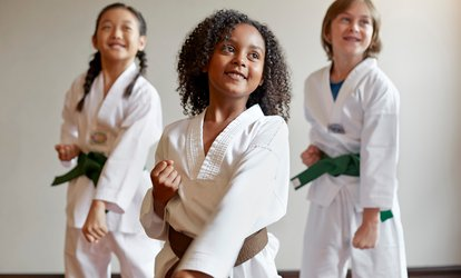 image for $36 for Karate Classes and a Uniform at Corpus Christi Family <strong>Martial Arts</strong> Academy ($100 Value)