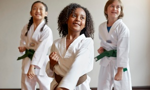 Champions Martial Arts: CC$19 for One Month of Tae Kwon Do Classes at Champions Martial Arts (CC$95 Value)