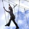 51% Off Aerial Adventure-Park Visit from Adventura