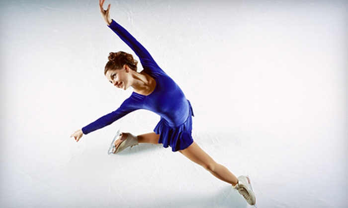 2013Pacific Coast Sectional Figure Skating Championships - Foot Hills: 2013 Pacific Coast Sectional Figure Skating Championships at Peaks Ice Arena on November 10–13 (Up to 56% Off)
