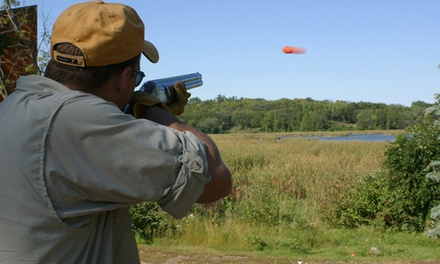 Sporting Clays Shooting for 2 at The Minnesota Horse & Hunt Club in Prior Lake (Up to 61% Off). 3 Options Available.