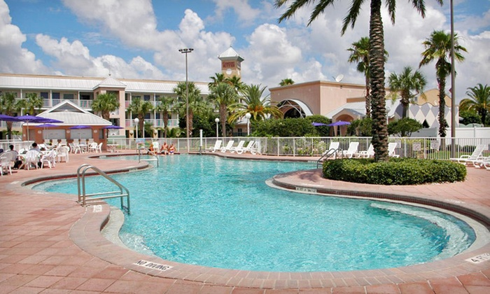 Clarion Suites Maingate - Kissimmee, FL: One- or Two-Night Stay at Clarion Suites Maingate in Kissimmee, FL