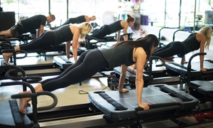 Trim Fitness Studio: 10- or 20-Class Pass for Fitness Classes at Trim Fitness Studio (Up to 62% Off)