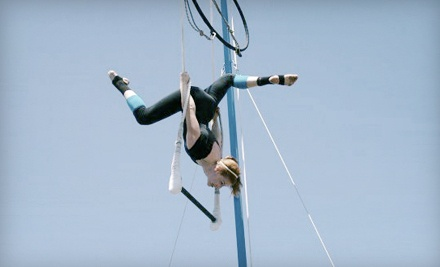 1 Aerial-Fitness Class with Registration Included (a $49 value)  - Aerial Dance Over Denver in Denver