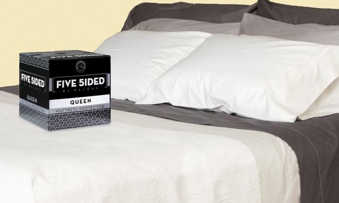 Dom i Meble Pościele i materace Sleep Tite 5-Sided Mattress Protector